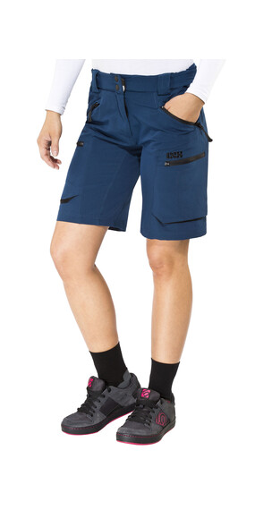 IXS Tema 6.1 Trail Shorts Women night blue